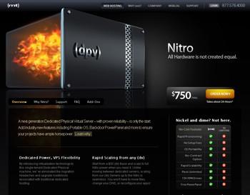 Media Temple - Web hosting
